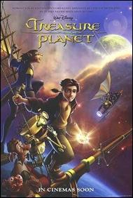 Treasure Planet - poster