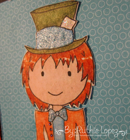 Mad hatter card - Platypus Creek Digitals -4
