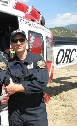 Faye's husband Ric, an aerial firefighter in Orange County, had discovered a small gopher still alive on a glue trap and was desperate to save him.