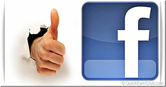 Get more likes for Facebook