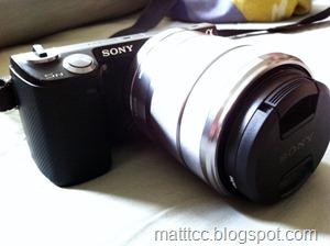 Sony NEX-5ND