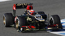 HD pictures 2013 F1 Wintertest Jerez day 1