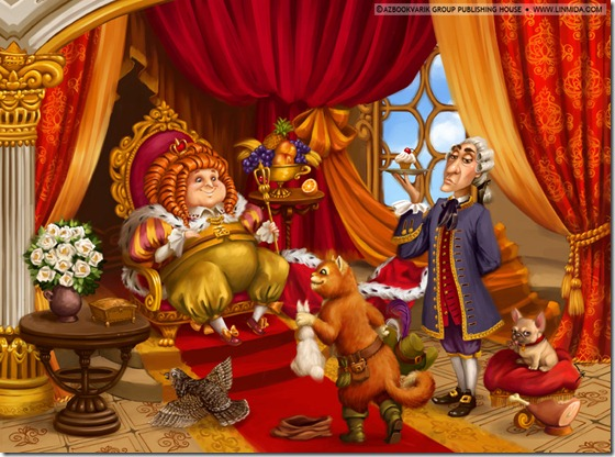 El Gato con Botas,El gato maestro,Cagliuso, Charles Perrault,Master Cat, The Booted Cat,Le Maître Chat, ou Le Chat Botté (140)