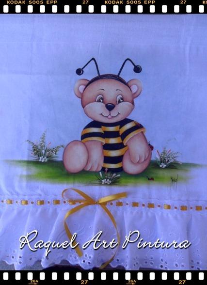 tolha abelha