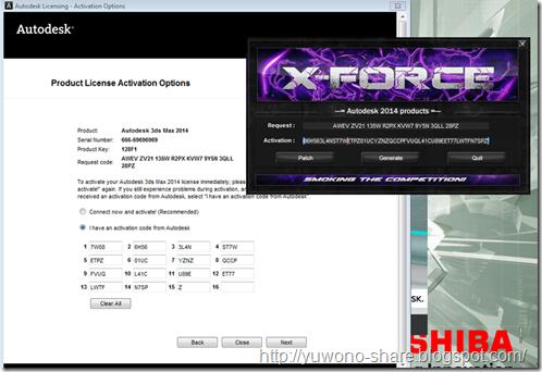 crack for 3d max 2014