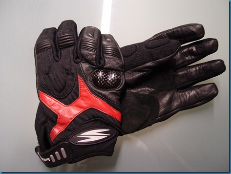 Spyder premium shorty gloves