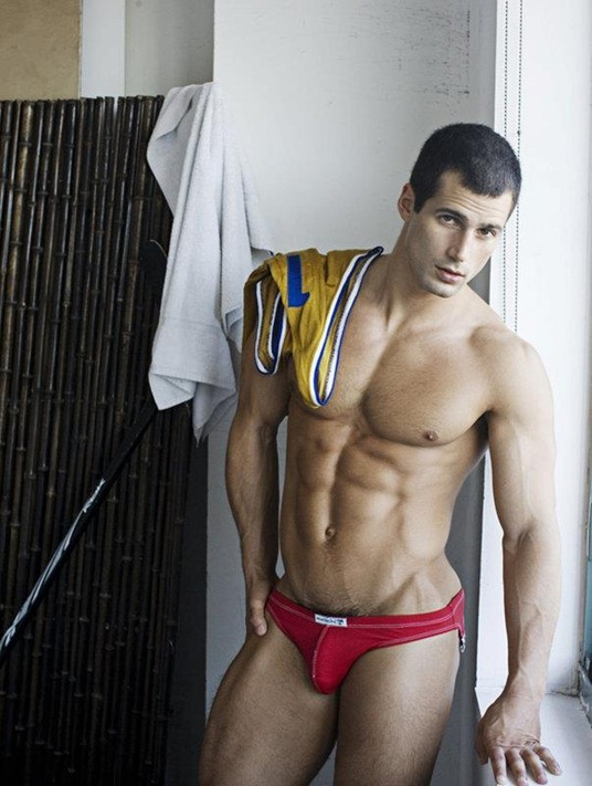 todd sanfield by Rick Day.