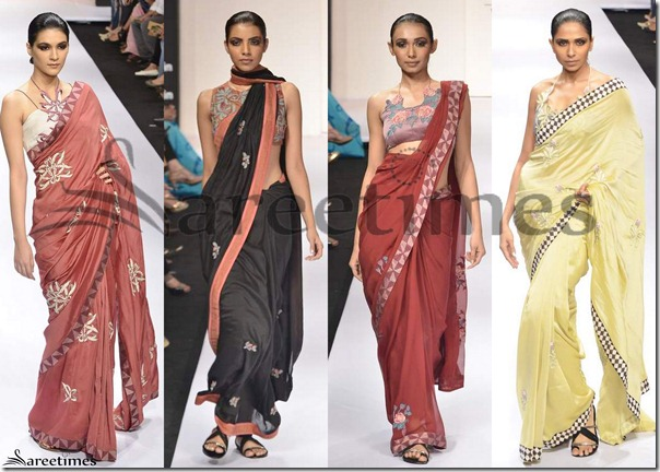 Vivek_Kumar_Sarees_LFW_Winter_Festive_2011