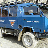 Our 4WD Jet Boat Assault Vehicle - Skippers Canyon, New Zealand