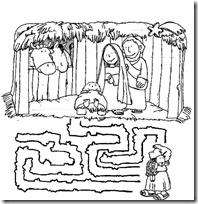 navidad laberinto 1