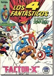 P00031 - Los 4 Fantásticos v1 #31