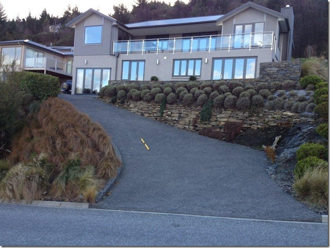 C3dxtreme how steep can a driveway practically be for Building a garage on a sloped lot