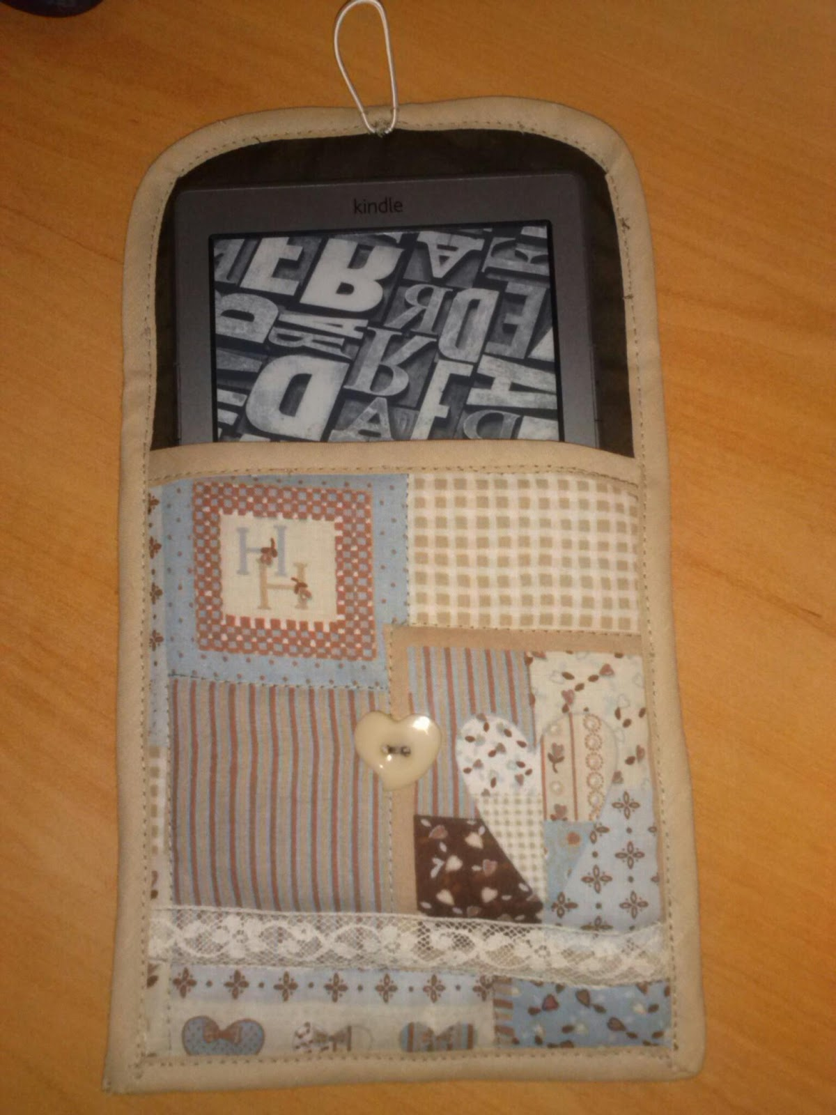 Handmade lovest funda kindle - Kindle funda ...