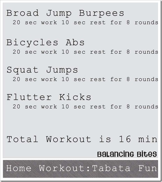 Home Workout Tabata Fun copy