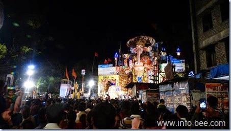 khairatabad ganesh festival images