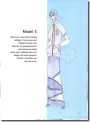 desain pakaian muslimah
