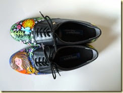 painted shoes 1