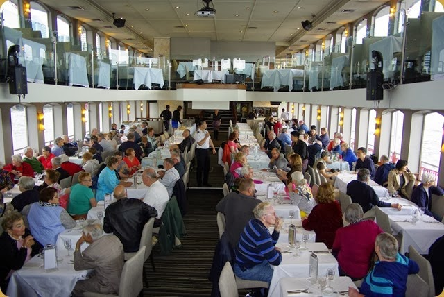 IFR Week - Sydney Showboats Harbour lunch cruise