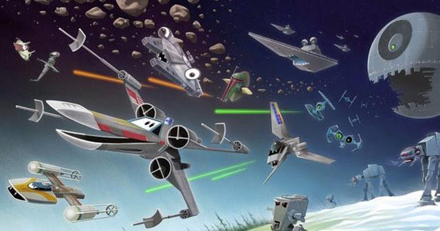 A Pixar Star Wars filmet készít