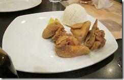 chicken wings, 240baon
