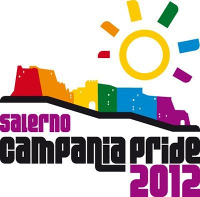 Campania Pride 2012 logo