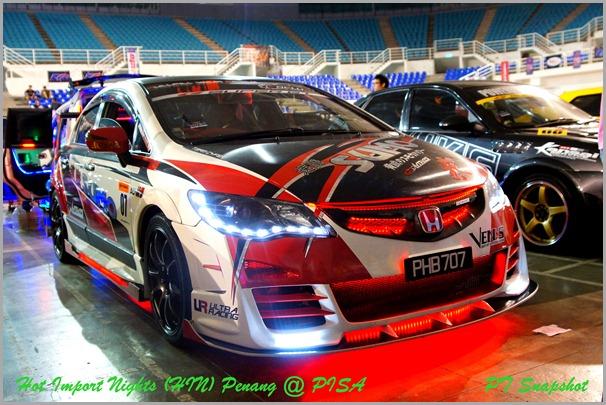 Honda Sport Car