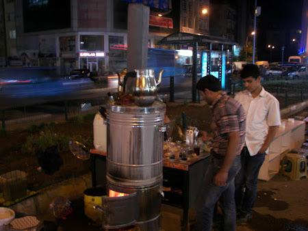 Imagini Anatolia: ceai negru pe jaratec