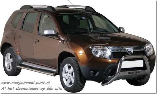 Accessoires Dacia Duster 07