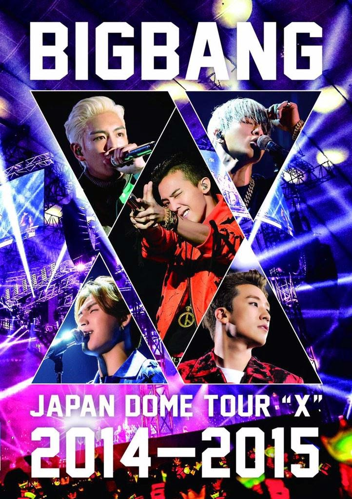 Big Bang - BIGBANG JAPAN DOME TOUR 2014〜2015 X DVD - 01.jpg