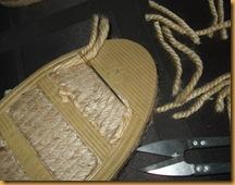 sandalias shinigami bleach waraji