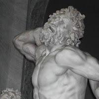 19.- El Laoconte devorando a sus hijos