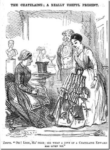 Punch Chatelaine