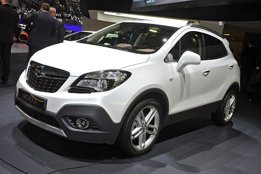 875154 New German SUV from OPEL New 2012 Opel Mokka