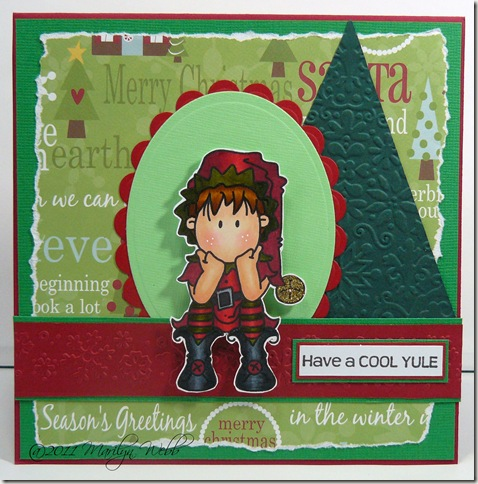 Brat Boy Elf
