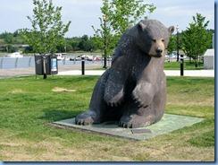 8305 Ontario Kenora Harbourfront - Loonie Bear