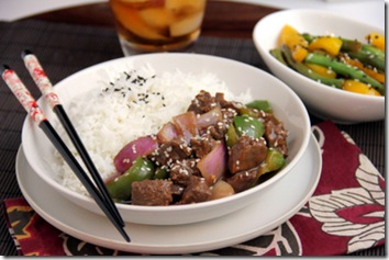 Chinese Pepper Steak 2
