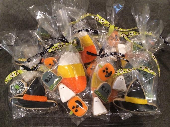 Halloween Cookies 006