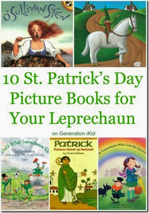 10 St. Patrick's Day books