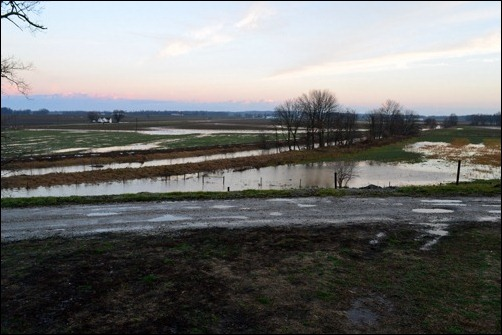 flooding in January