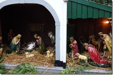 キリスト生誕小屋