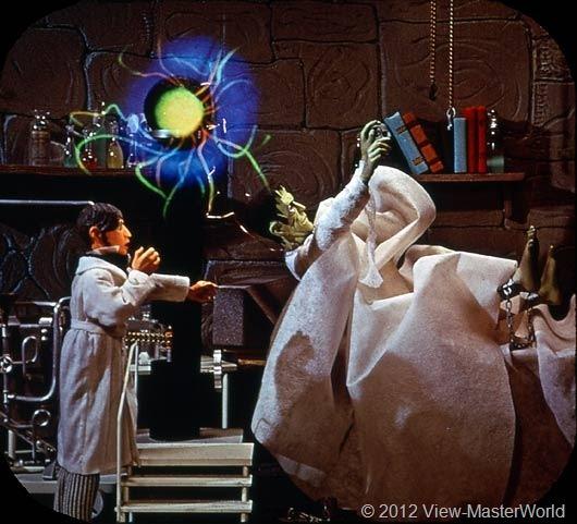 View-Master Frankenstein (B323), Scene A7