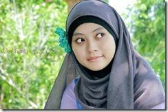 model hijab terbrau liana7