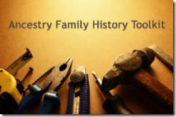 Ancestry.com Family History Toolkit