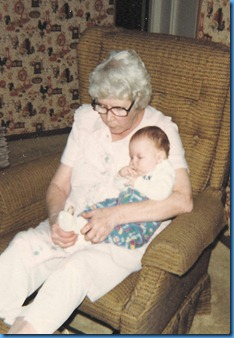 Mom and Bry 1980