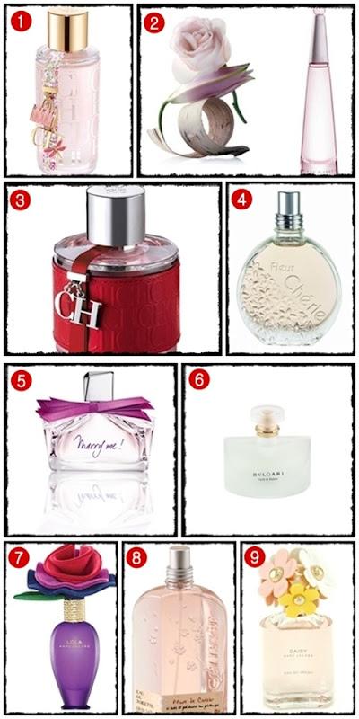 primavera certo 9 perfumes