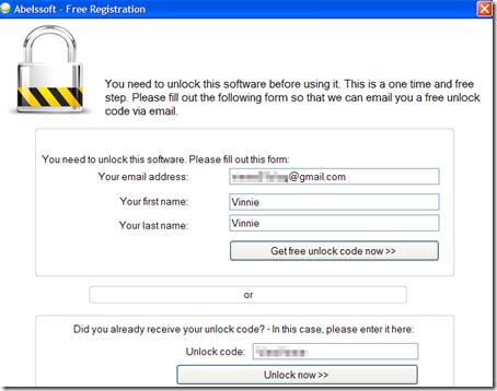 MyKeyFinder richiesta codice attivazione gratuita del programma