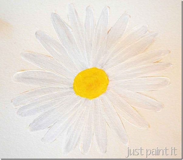 how-to-paint-daisy-E