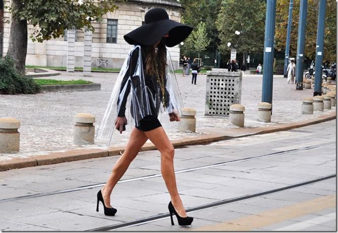 Anna Dello Russo Total YSL outfit