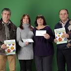 entrega premios cada rural 2010
