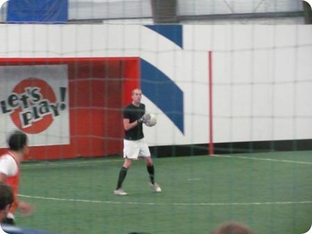 Wesley's Soccer Game